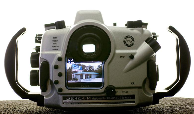 Seacam 5D Mark II housing
