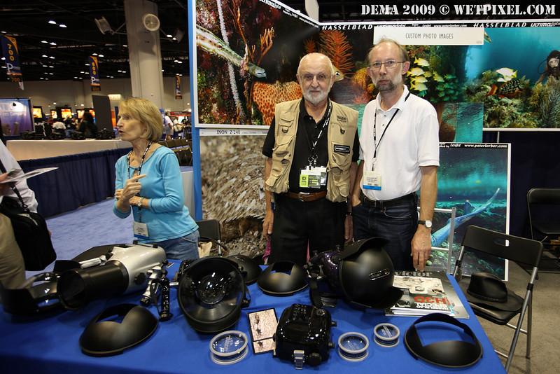Ultima Digital's Peter Lorber and Attila Szohatzky