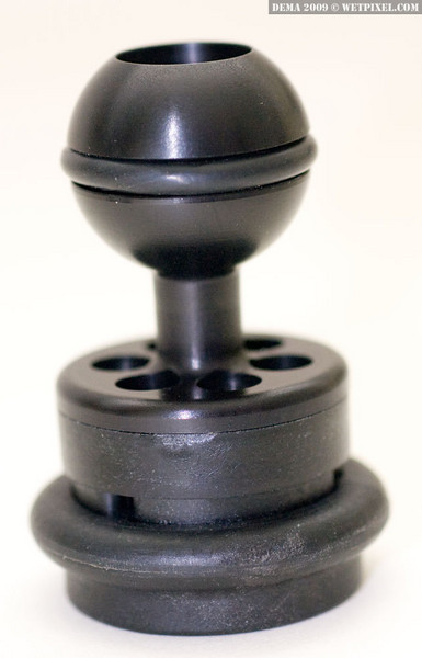ULCS Locline arms adapter base