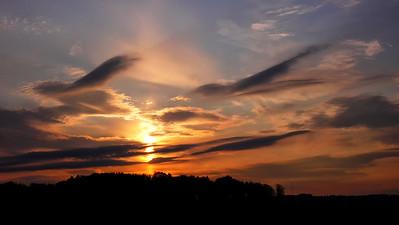 Chaotischer Himmel | Chaos on sky