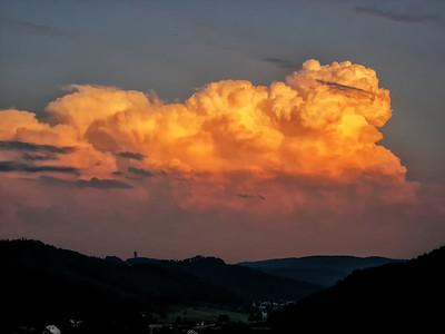 Gewitterwolke | Thunderstorm cloud