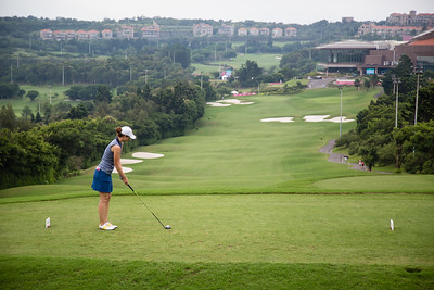 Golf, Universiade, 2017, Taipei, Sommer  © Arndt Falter