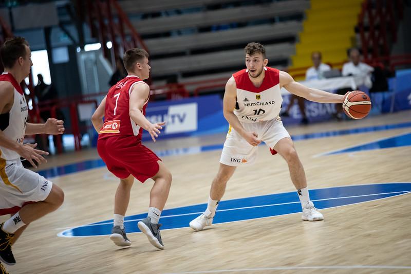 Basketball: Sieg über Norwegen