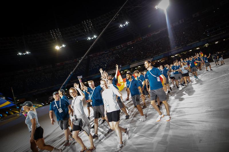Universiade: Opening Ceremony