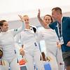 Fechten: Damenteam zerreicht Viertelfinale