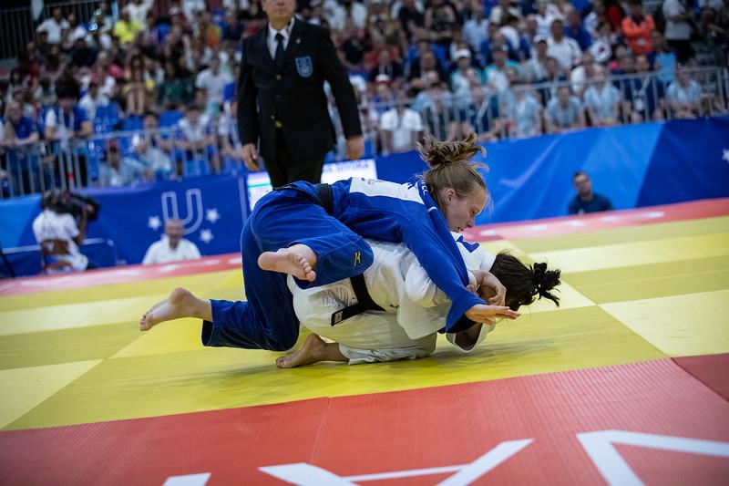 Judo: Würfel verliert Bronze-Kampf