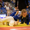 Judo: Würfel im Halbfinale