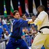 Judo: Petersilka im Achtelfinale