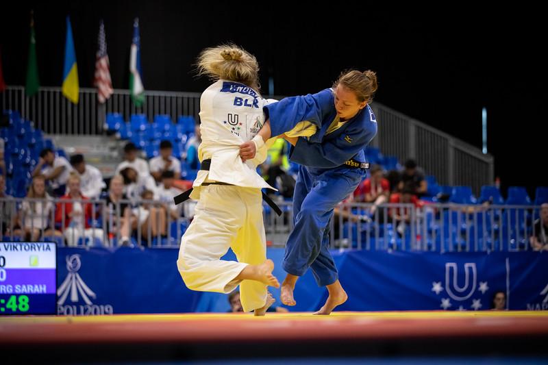 Judo: Mäkelburg gewinnt Bronze