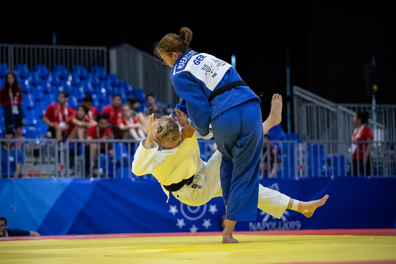 Judo: Makelburg gewinnt Bronze