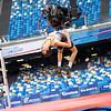 Hochspringer Falk Wendrich scheitert in der Qualifikation zum Hochsprung-Finale. 8. Juli 2019, © Arndt Falter
