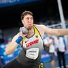 Leichtathletik: Zimmermann Siebter