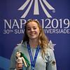 Schwimmen: Höpink gewinnt Silber