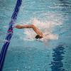 Swimming: 400 Freistil Vorlauf