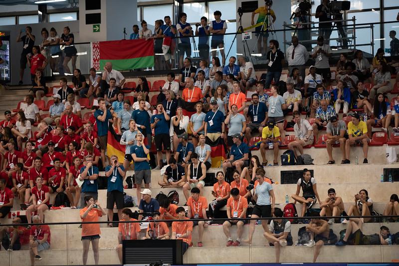 Schwimmen: Demler im Halbfinale
