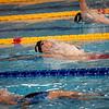 Schwimmen: 100 Meter Rücken Vorläufe
