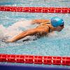 Schwimmen: 50 Meter Schmetterling Vorläufe
