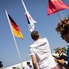 Einmarsch der Flaggen