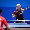 Tischtennis: Round Robin Damen-Team