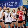 Volleyball: Damen gegen Ukraine