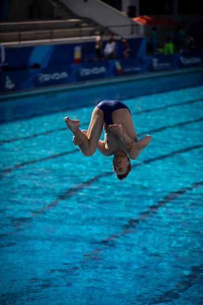 Wasserspringen: Lube im Finale