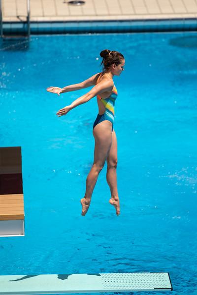 Wasserspringen: Oettinghaus im Halbfinale
