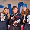 Moguls Finale Damen Winter-Universiade
