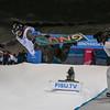 Snowboard Halfpipe-Finale
