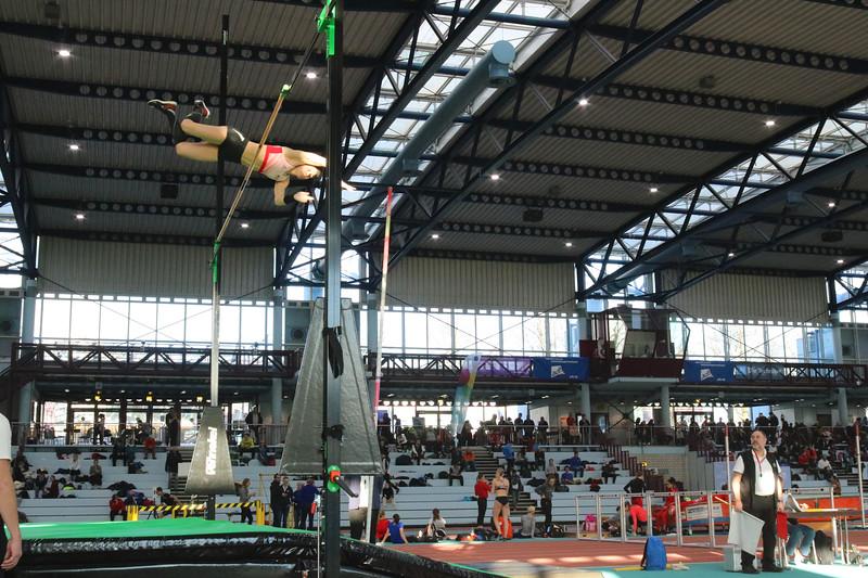 DHM Leichtathletik Halle 2020