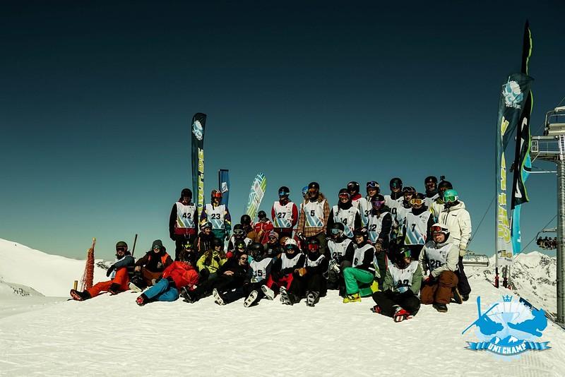 DHM Snowboard/Freeski 2019