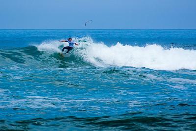 Wellenreiten