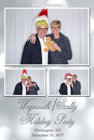 Weymouth  Scully Holiday Party