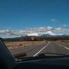 Mt Ngauruhoe aka Mt Doom, and a kiwi crossing...
