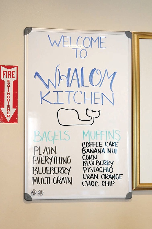 . A new restaurant, Whalom Kitchen has opened up where Ugly Omelet used to be in Lunenburg.  SENTINEL & ENTERPRISE/JOHN LOVE