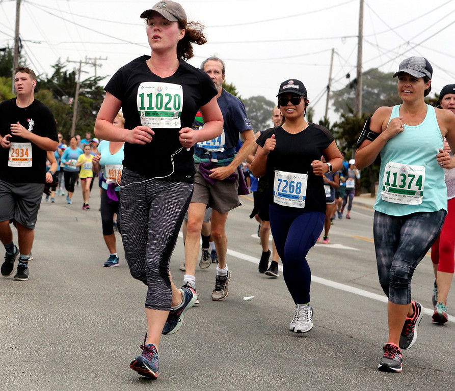 . 2017 Wharf to Wharf Race Photo by Shmuel Thaler / Santa Cruz Sentinel