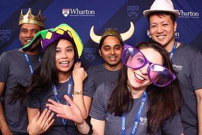 Wharton Class of 43