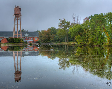Water Tower, Wharton, NJ