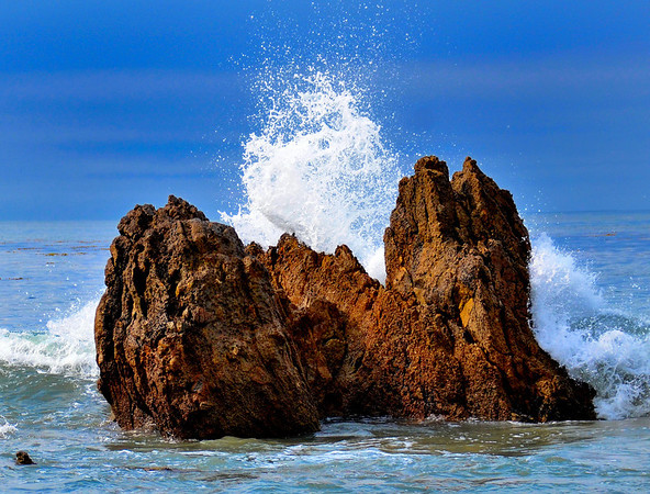 BEACH SPLASH, CORONA DEL MAR