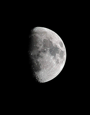 WAXING GIBBOUS MAY 19, 2013, OC, CA