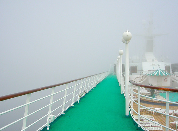 CRUISING UP THE ENGLISH CHANNEL