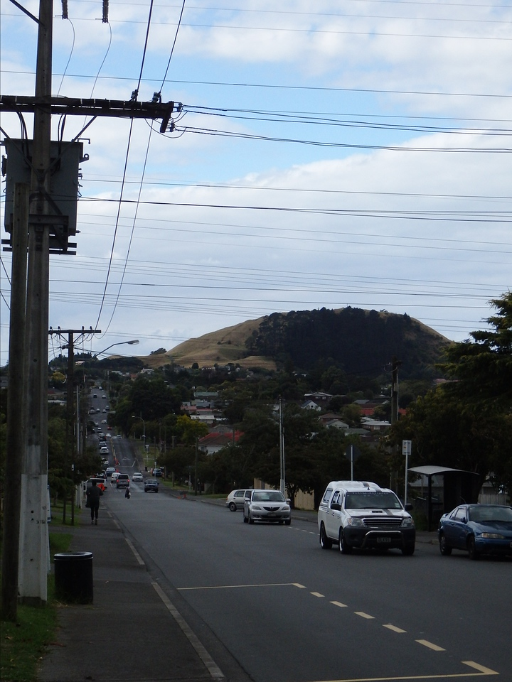 Barrack Rd, Mt Wellington