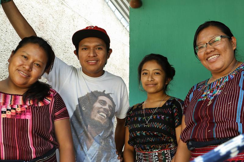 Elena's Family
