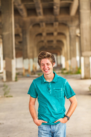 Clayton Senior Session-16