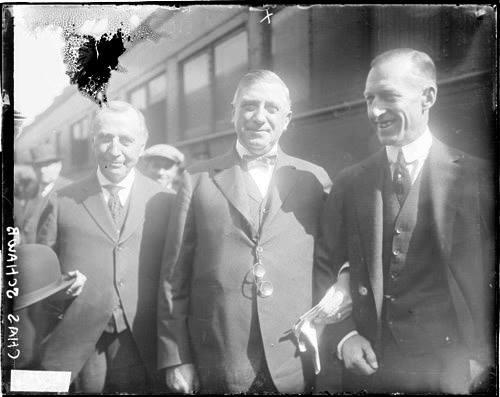 Charles Schwab & Wall Street in Gary Indiana