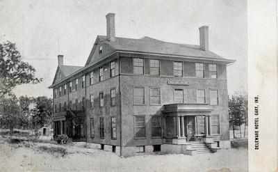 The Delaware Hotel Gary Indiana