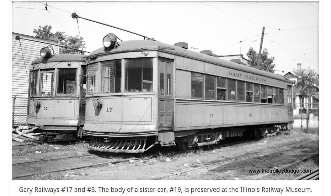 The Bus Barn & Trolley Yard