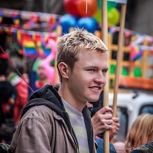 Pride Participant