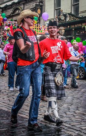 Pride Scotia Parade 2012