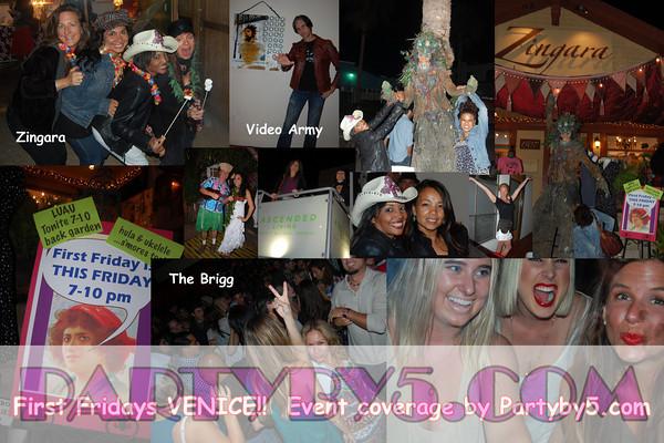 First Fridays VENICE August 2010