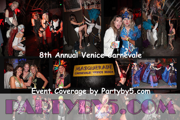Venice CARNEVALE 8th Annual Carnevale!